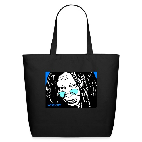 WHOOPI - Eco-Friendly Cotton Tote