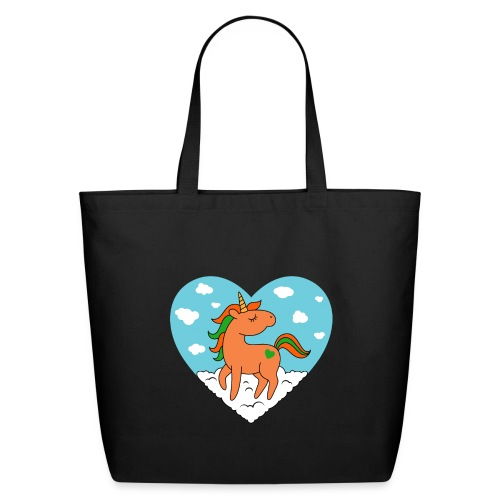 Unicorn Love - Eco-Friendly Cotton Tote