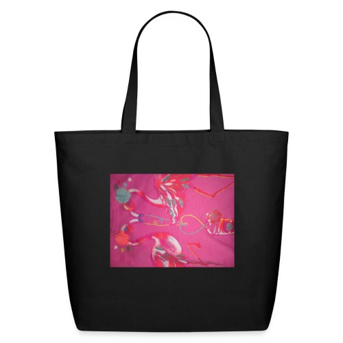 Drinks - Eco-Friendly Cotton Tote