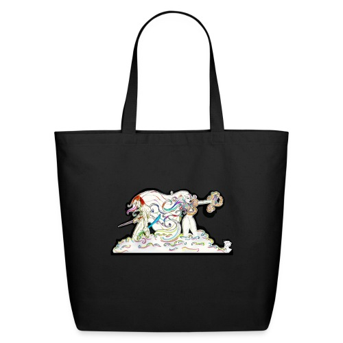 MD At Your Side - Eco-Friendly Cotton Tote