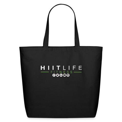 hlfsocialwht - Eco-Friendly Cotton Tote