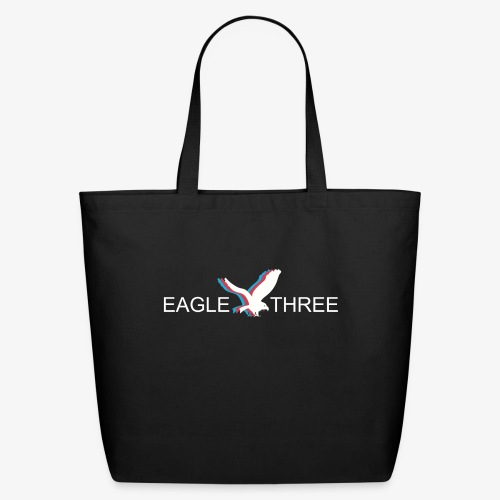 EAGLE THREE APPAREL - Eco-Friendly Cotton Tote