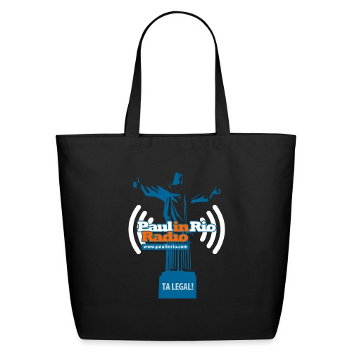 Paul in Rio Radio - The Thumbs up Corcovado #2 - Eco-Friendly Cotton Tote