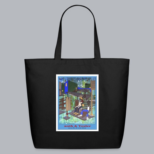 20th & Yesler - Eco-Friendly Cotton Tote