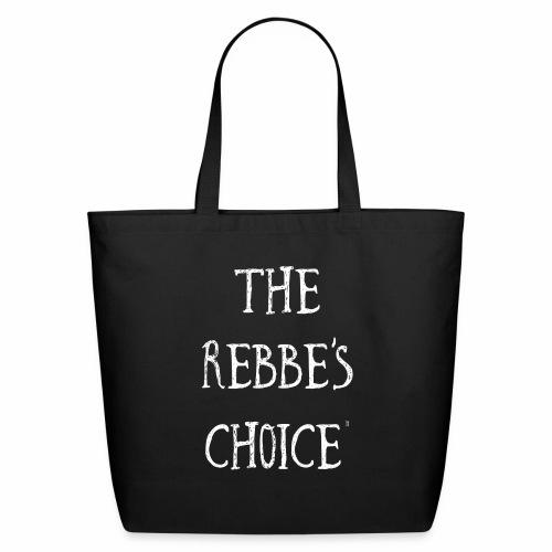 Rebbes Choice Apparel WHT - Eco-Friendly Cotton Tote