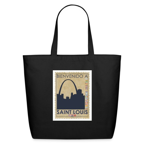 Bienvenido A Saint Louis - Eco-Friendly Cotton Tote