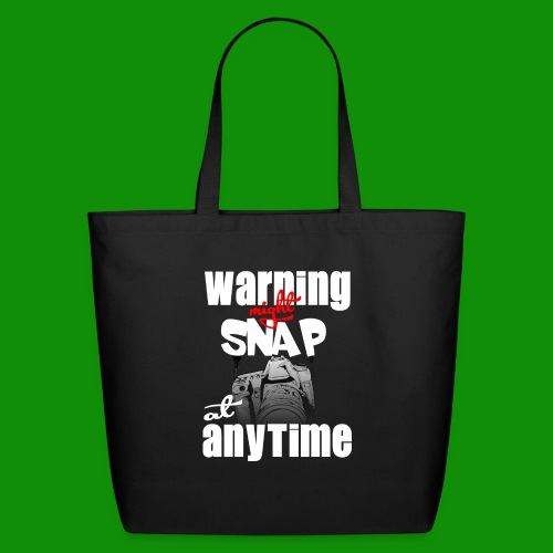 Might Snap Photography - Eco-Friendly Cotton Tote