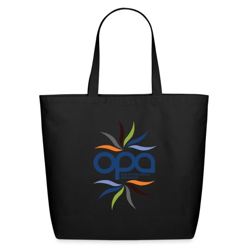 OPA Water Bottle - Eco-Friendly Cotton Tote
