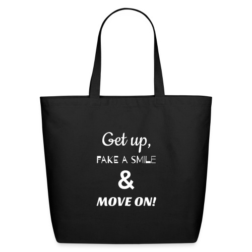 MOVE ON LYRICS FULL SIZE - Eco-Friendly Cotton Tote