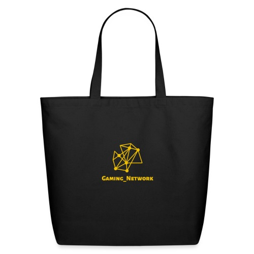 gaming network gold - Eco-Friendly Cotton Tote