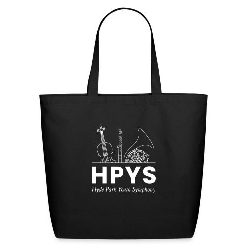 HPYS Chicago - Eco-Friendly Cotton Tote