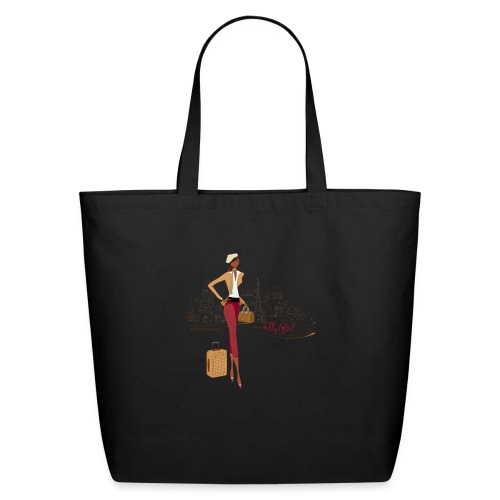 BrowOutfitPNG png - Eco-Friendly Cotton Tote