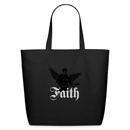 faithwings png - Eco-Friendly Cotton Tote