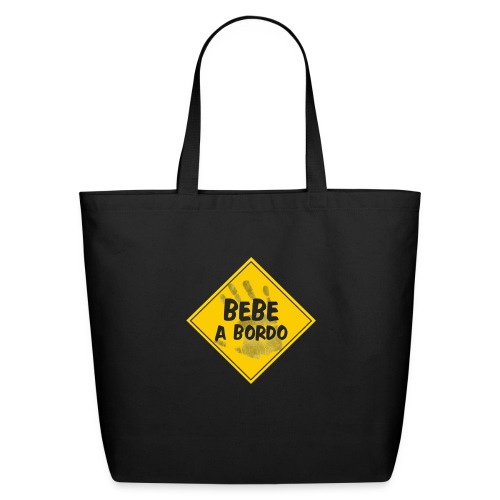 BABY ON BOARD - Eco-Friendly Cotton Tote