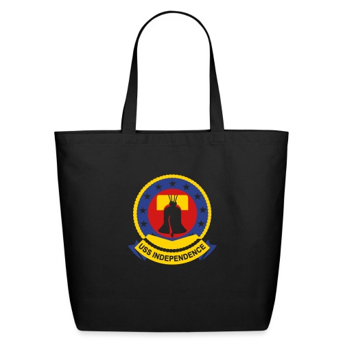 cv62 independence - Eco-Friendly Cotton Tote
