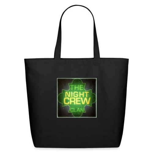 Night Crew Coffee Mug - Eco-Friendly Cotton Tote