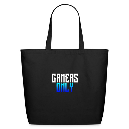 Gamers only - Eco-Friendly Cotton Tote
