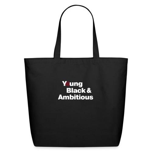 YBA Black Shirt2 - Eco-Friendly Cotton Tote