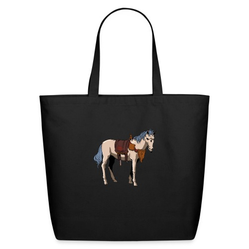 Useless the Horse png - Eco-Friendly Cotton Tote