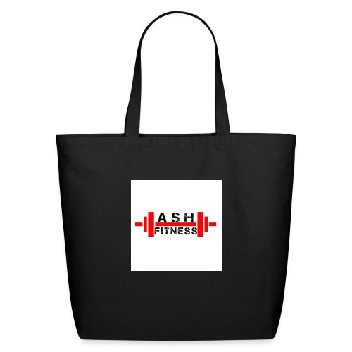 ASH FITNESS MUSCLE ACCESSORIES - Eco-Friendly Cotton Tote
