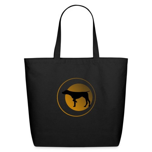 German Shorthaired Pointer - Eco-Friendly Cotton Tote