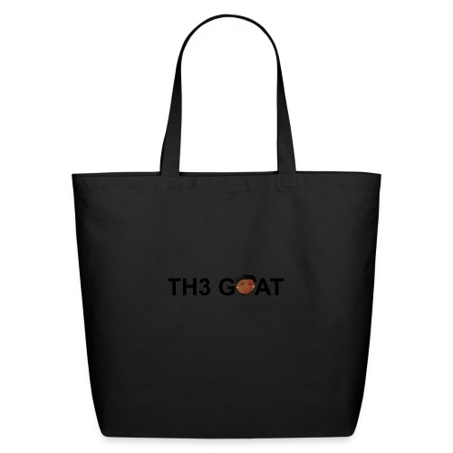 The goat cartoon - Eco-Friendly Cotton Tote