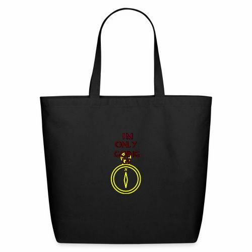 Im only going up - Eco-Friendly Cotton Tote