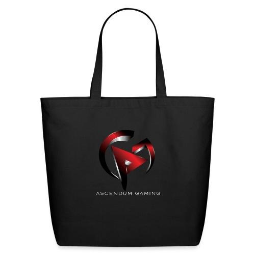 Ascendum Gaming Logo - Eco-Friendly Cotton Tote