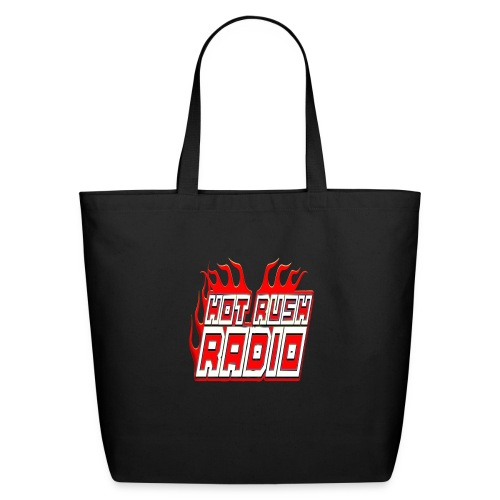 worlds #1 radio station net work - Eco-Friendly Cotton Tote