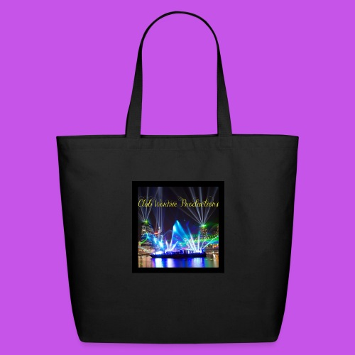 Club Wormie Productions 3 - Eco-Friendly Cotton Tote