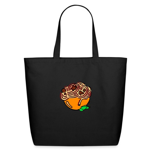 Bolognese Spaghetti - Eco-Friendly Cotton Tote