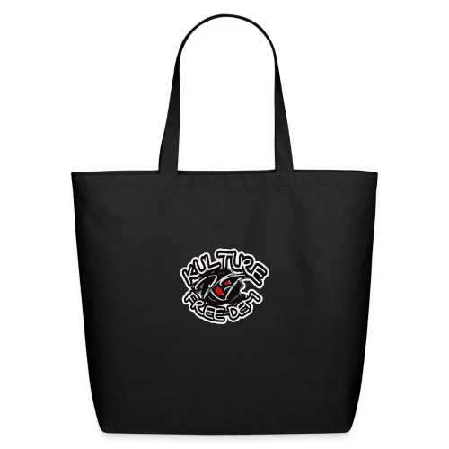 Kfree Blackliner2 - Eco-Friendly Cotton Tote