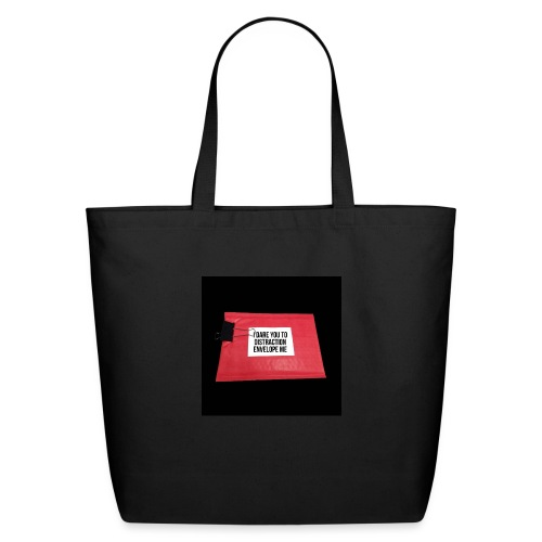 Distraction Envelope - Eco-Friendly Cotton Tote