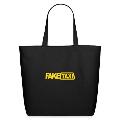 FAKE TAXI Duffle Bag - Eco-Friendly Cotton Tote