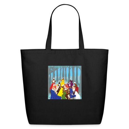 Etheric Touch Healing Ceremony Day time - Eco-Friendly Cotton Tote