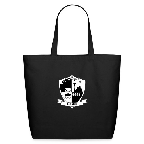 206geek podcast - Eco-Friendly Cotton Tote
