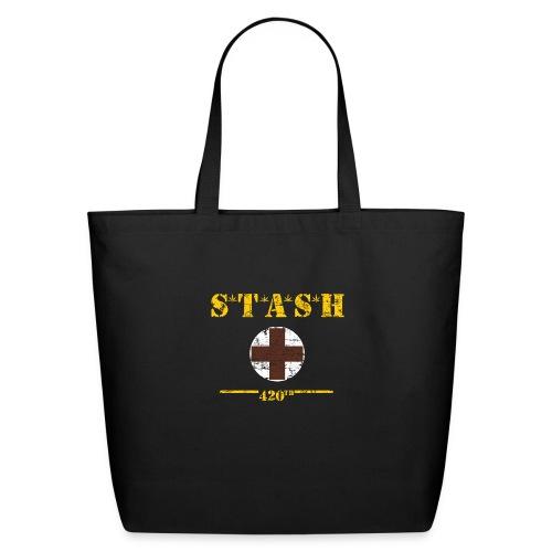 STASH-Final - Eco-Friendly Cotton Tote