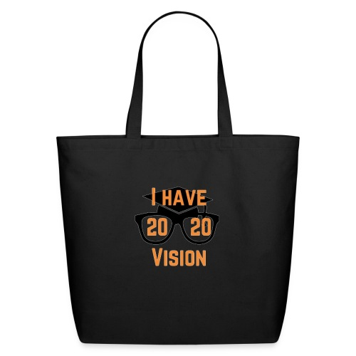 Class of 2020 Vision - Eco-Friendly Cotton Tote
