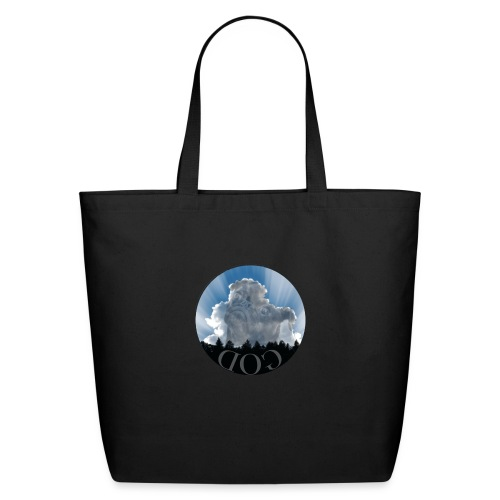 Dog is God - Eco-Friendly Cotton Tote