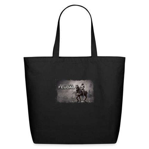 Resistance is Feudal 2 - Eco-Friendly Cotton Tote