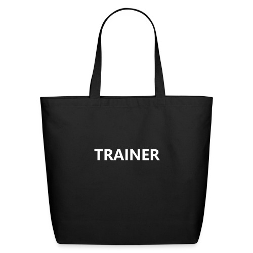 Trainer - Eco-Friendly Cotton Tote