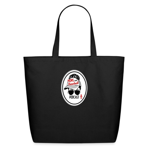 Moms and Baseball - Eco-Friendly Cotton Tote