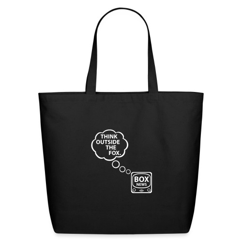 Think Outside the Fox - Eco-Friendly Cotton Tote