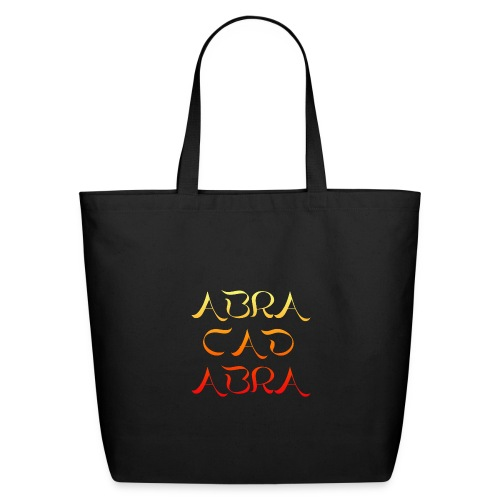 Abracadabra - Eco-Friendly Cotton Tote