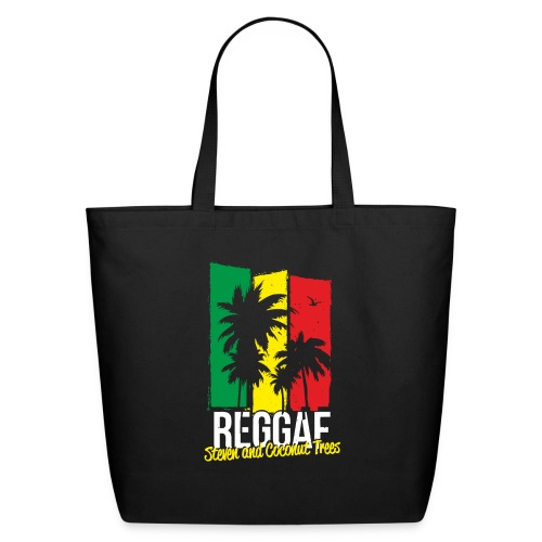 reggae - Eco-Friendly Cotton Tote