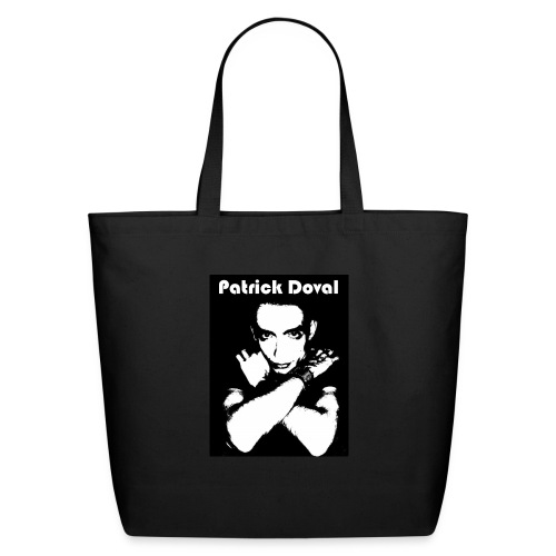 Patrick Doval Logo - Eco-Friendly Cotton Tote