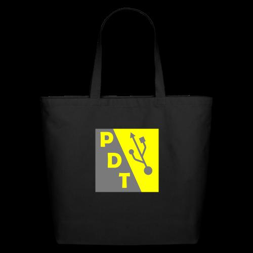 PDT Logo - Eco-Friendly Cotton Tote