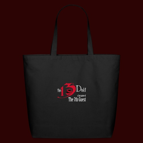 The 13th Doll Logo - Eco-Friendly Cotton Tote