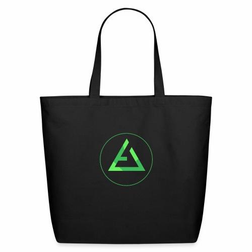 crypto logo branding - Eco-Friendly Cotton Tote