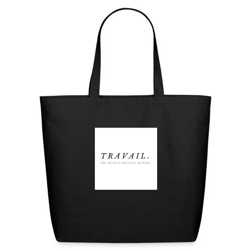 TRAVAIL - Eco-Friendly Cotton Tote